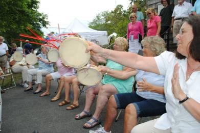 Tambourine Players