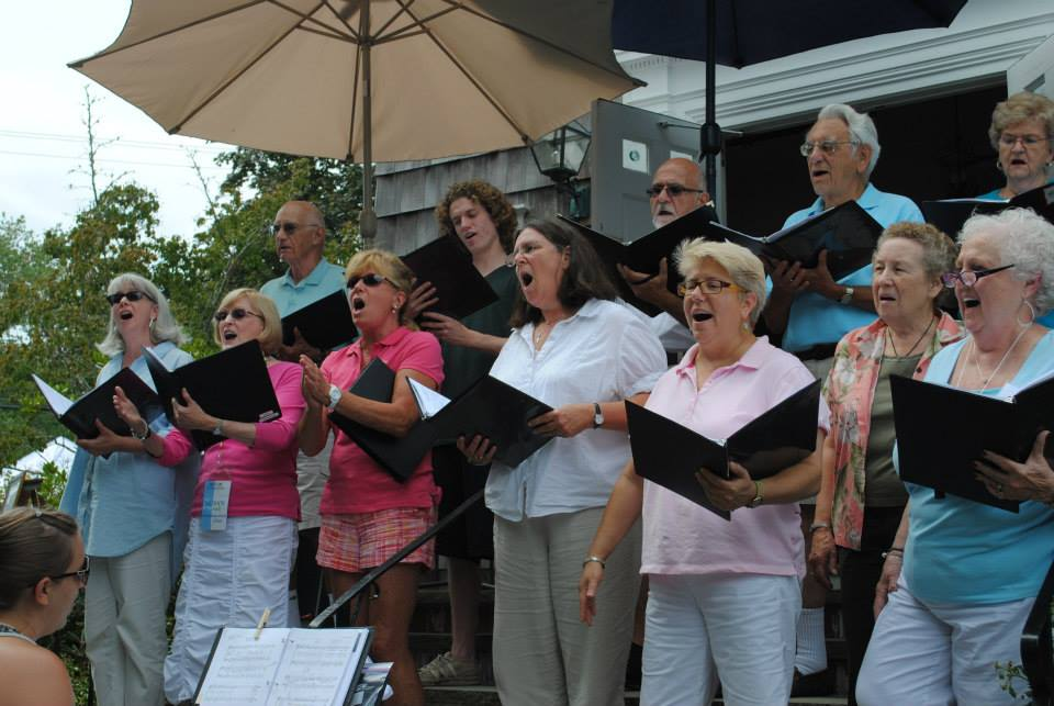 CraftFest Singing Entertainment