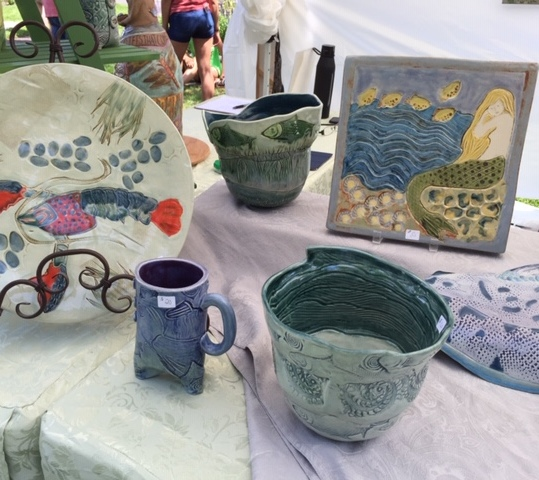 Craft Pottery