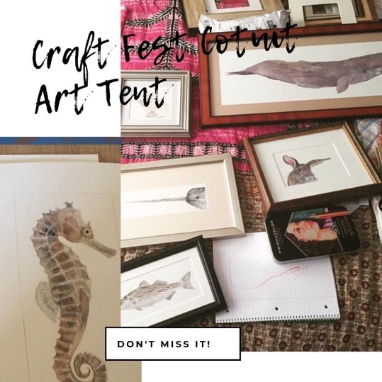 CraftFest Art Tent