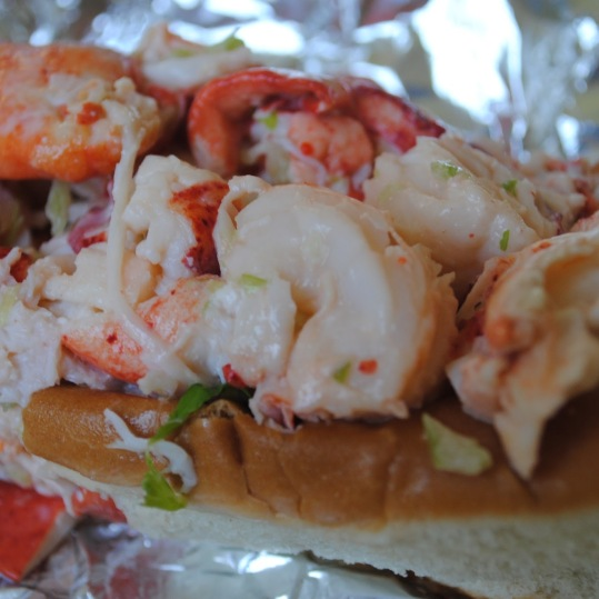 CraftFest Lobster Roll
