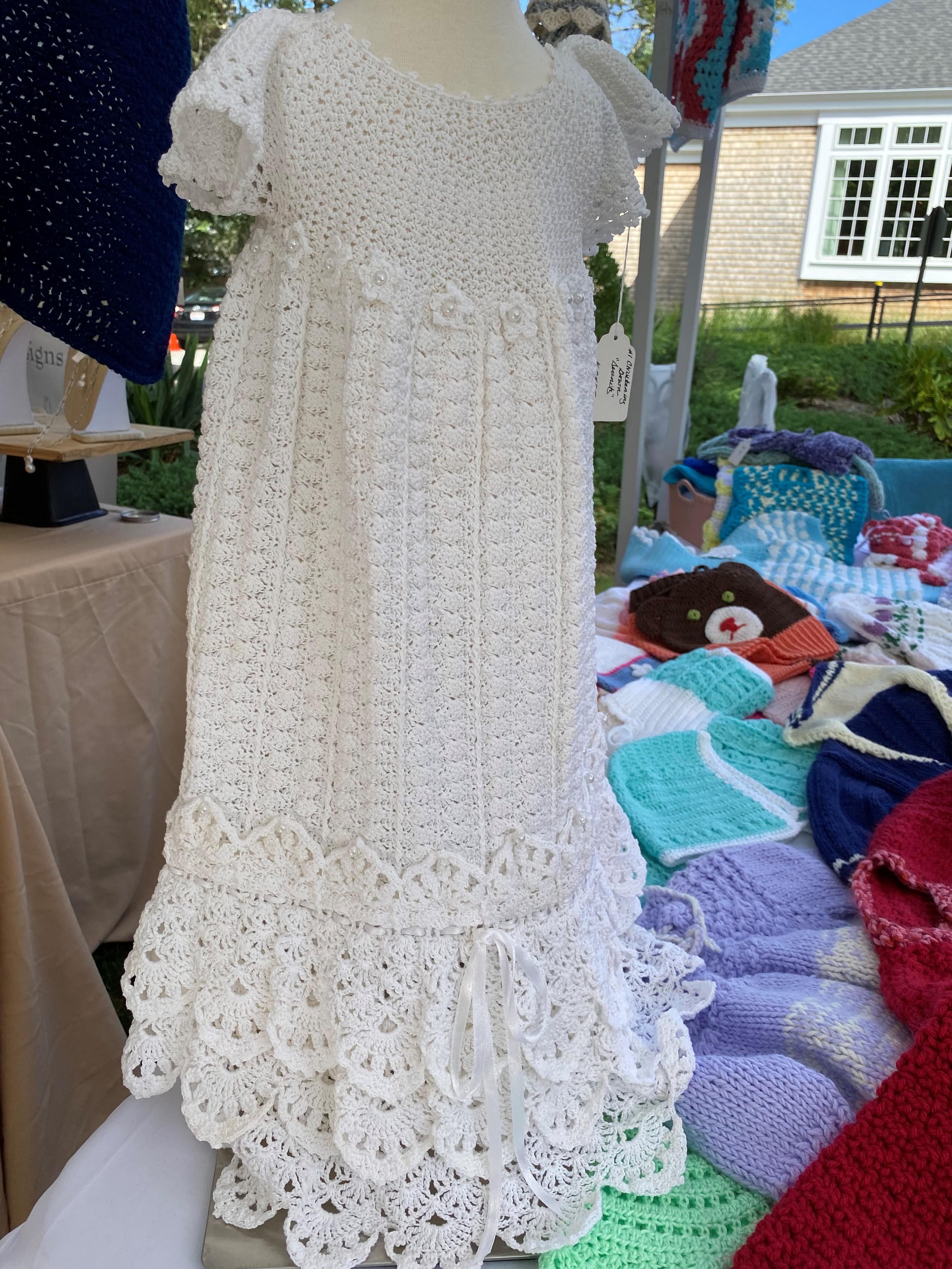 CraftFest Cotuit Crochet Vendor