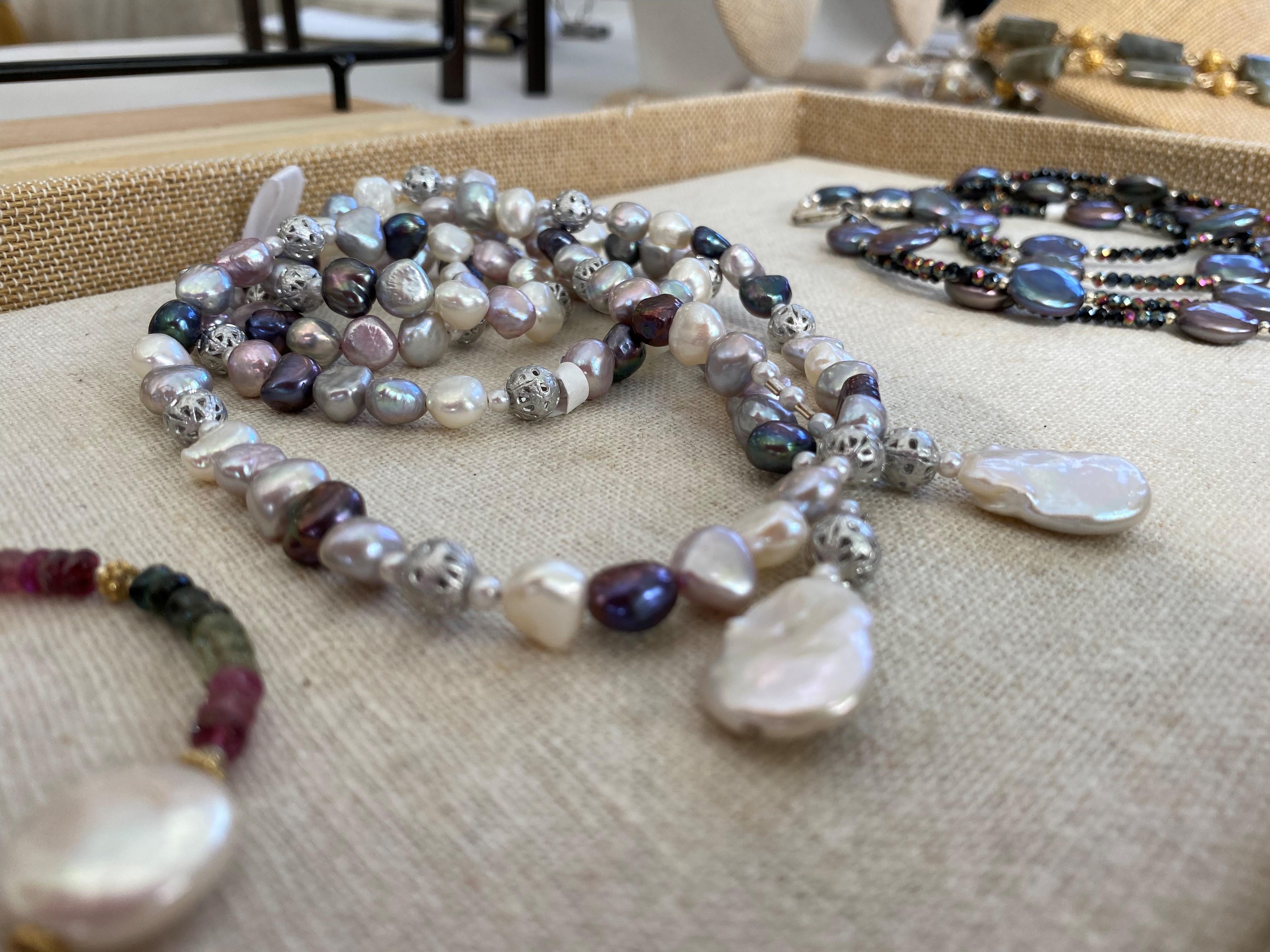 CraftFest Cotuit Jewelry Vendor